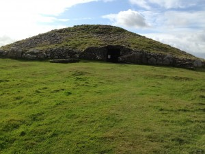Front of Loughcrew